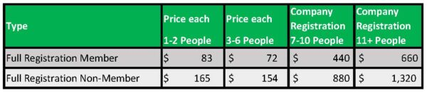 Pricing Information